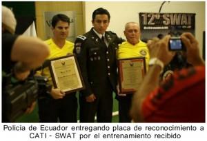 Goe Ecuador Swat