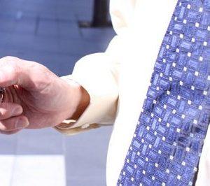 Corbata Espia