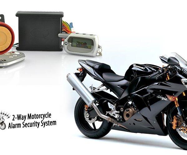 Alarma para motos