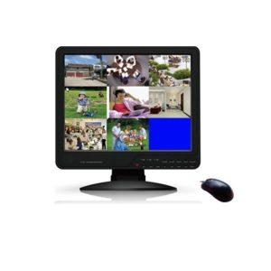 DVR 8 ch/Monitor LCD todo en uno