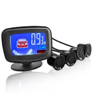 Censor de aparcamiento con pantalla Led y alerta de voz. Modelo EL-556