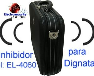 Inhibidor portátil en maletin