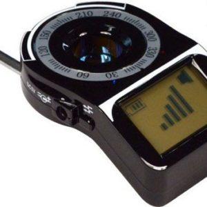Detector de equipos espías inalámbricos Model: EL-309